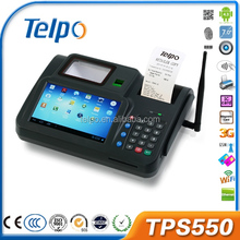 Telpo mechanism with control board android pos terminal TPS550