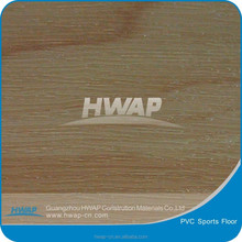 long term use wooden grain indoor basketball courts floor
