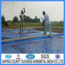 Welded Construction Concrete Reinforcement Wire Mesh