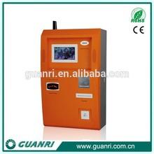 /al aire libre de interior automático móvil recargar tiempo aire auto- servicio de máquina expendedora