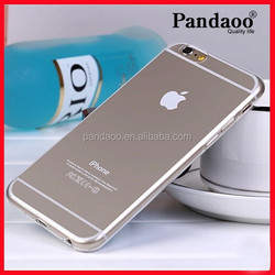 5 Colors Phone Case For Apple Iphone 6, 4.7 inch Ultra Thin TPU Plastic Case, Clear Soft Cover In Stock