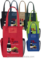 Snack Insulated Totes Custom Insulated Tote Bags & Full Color Imprint Wholesale Personalized Tote Bags