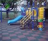 Soft flooring/ playground rubber floor mat