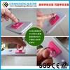 2015 Hot selling finger phone ring shape sticky phone holder