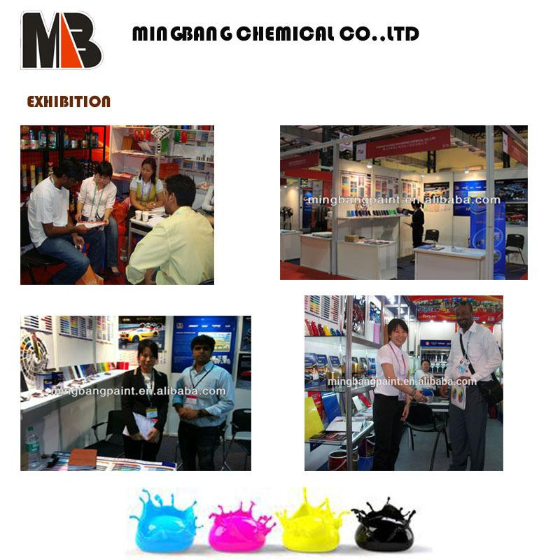 mingbang paint exhibition