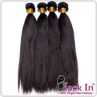 16 Inches Straight Extensions Ombre Color Bundles 100% Remy Cheap Virgin Indian 100 human hair yaki
