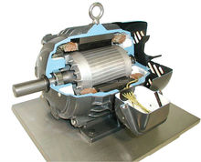 YE2 0.75kwIE1 3-phases electric AC motor2poles220V 380V pumps, fans, industry machines OEM