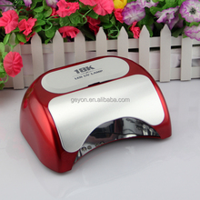 High quality 36W/48W uv lamp UV Gel Nail Dryer Curing Lamp light Acrylic Gel Shellac 100v /240v power