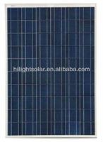 Yingli Solar panel , Poly solar module 140W