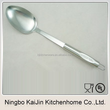 KJ-HH291 stainless steel spoon and fork set great polishing utensil