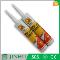 Fast curing water resistant silicone sealant for glass joint and concrete joint