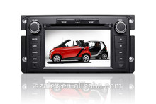 Car stereo system for Mercedes Benz Smart Fortwo(2008-2011)
