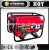 China supply 1kva 1kw 8500w Gasoline Generator Portable Generator with best price