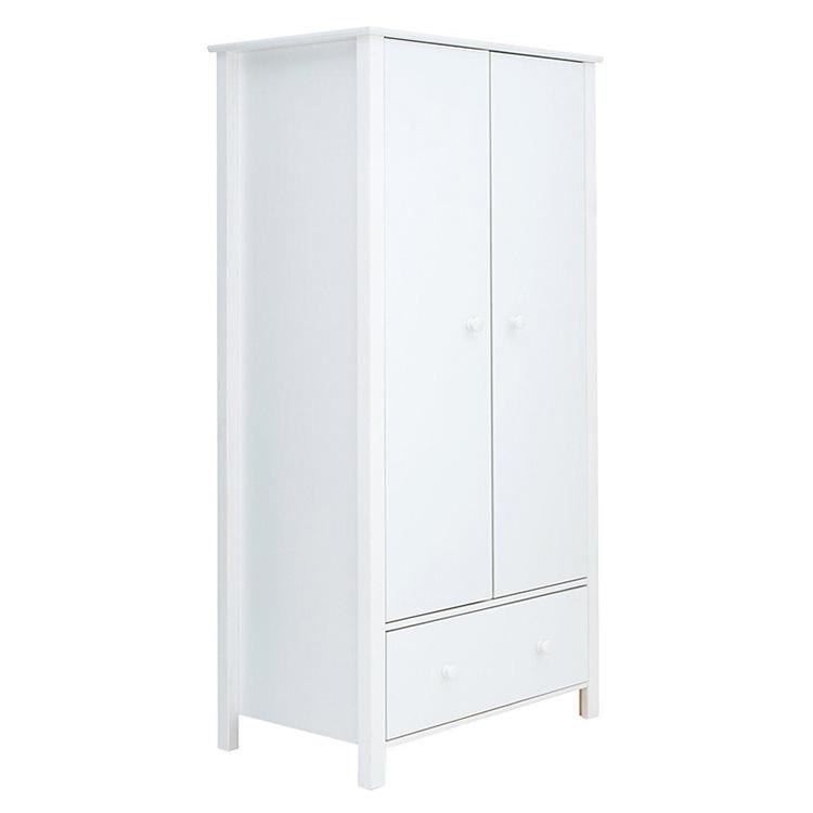Di alta Qualità Italiana Ultime Guardaroba Disegni Per La Camera Da Letto, 2 Porta Armadio Bianco