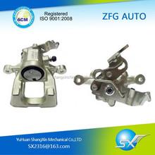 pneumatic brake system SKODA SUPERB 3T4 OEM 19B6385 5K0615424A 5K0615426