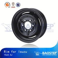 BAOSTEP Good Design Manufacturer Car Rims In Alloy Wheels