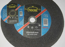 16'' abrasive flap cheap steelVacuum Brazed Diamond wheel cutting wheel