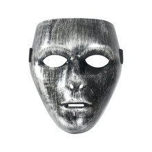 carnival party venetian men silver masquerade mask for man MSK233