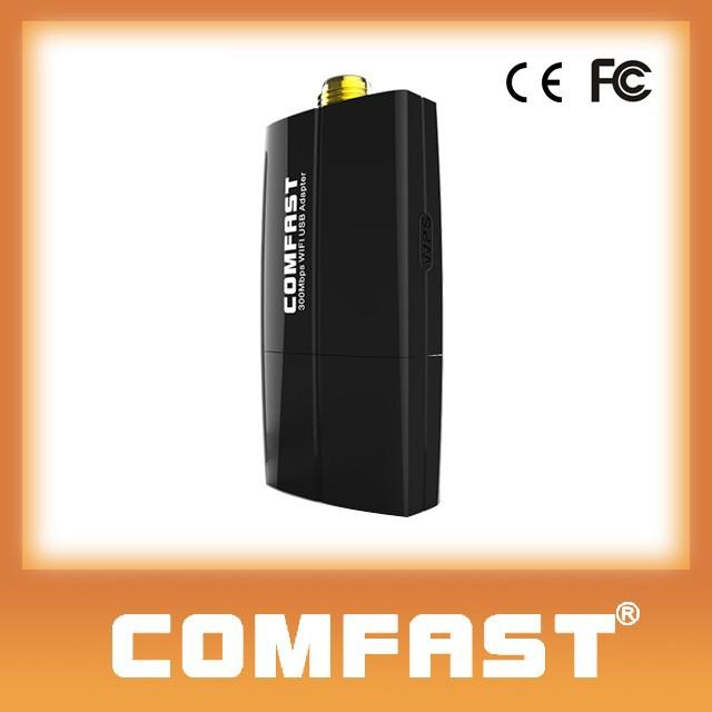 Comfastcf-wu855p2.4ghz300mbpsusbwifiไร้สายเชื่อมต่อเครือข่ายกิกะบิต