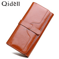 Qidell 2014 the most elegant wallet for office lady and famous in the world,clutch wallets for women