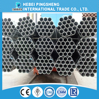 galvanized steel pipe steel pipe unit weight carbon steel pipe price per meter