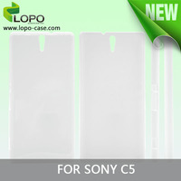 3D Sublimation Blank phone Case for Sony C5