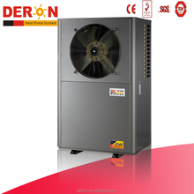 Guangzhou deron air source heat pump hot water or central heating