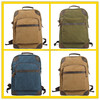 Heavy Duty Large Durable Canvas Fashion Travel Backpack for Unisex