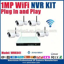 2015 H.264 Security Megapixel hd full 720p Onvif Wifi P2P PTZ IP Camera with Dual stream