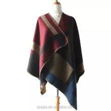 New fashion winter warm colorful acrylic pashmina/shawl