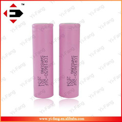 Super Capacity 2600mah 3.7V Rechargeable ICR18650 Battery For Power Tools