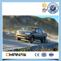 Hot sale china pickup truck New condition 4x2 or 4x4 type with low price
