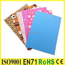 non toxic eva foamy crafts printed paper
