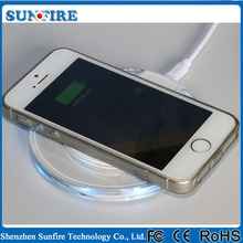 Factory wholesale fantasy wireless charger for samsung s6