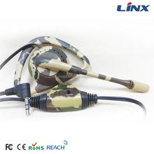 Custom logo headphone eabuds earbud cable reel for earphone