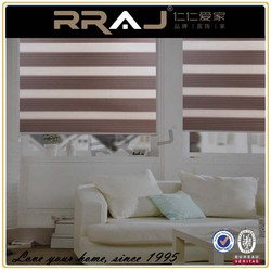 office door window zebra roller blind curtain import from China