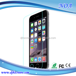 Free sample 0.33mm 9H screen protector 4.5 for iphone 6s