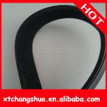 narrow three v-belt good quality fan belt 24100554 factory supply fiber transmission flat belts