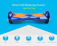 3 wheels self balancing electric scooter 36v350w for old cheap