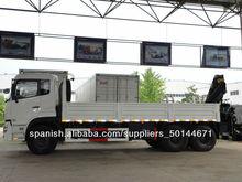 Dongfeng auto- descarga de camiones 6x4