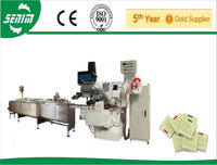 Plastic Packaging Material and Other Type Chocolate packaging machine