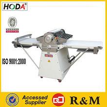 Laminadora de masa para la fabricación de pan máquina