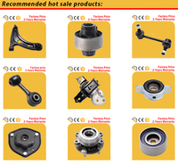 China factory direct selling auto parts for toyota