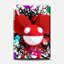 3D water transfer print plastic mobile phone case for iPad mini/custom phone case for ipad mini