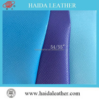 Firm High strength dyeing faux shoe rexine leather