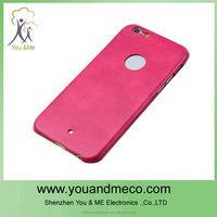 Fashion silicone mobile phone case hot pu leather mobile phone aluminium case