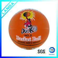 Cheap gift basketball size 5