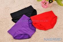 Plain Color Bulk Women Cotton Underwear