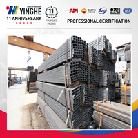 China exporter gi square hollow section gi square pipe factory price