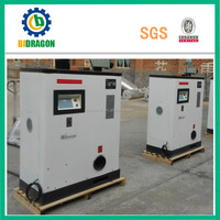 High standard wood pellet water heater for Greece